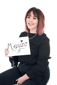 Megan, Sales Assistant