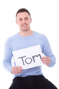 Tom, Marketing Executive