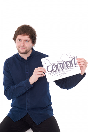 Connor, Sales Assistant